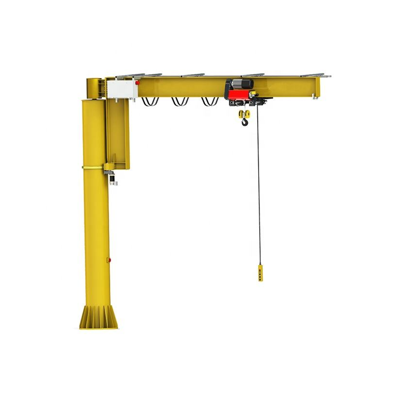 Light Type Workshop Use Lifting Equipment 2T Jib Crane