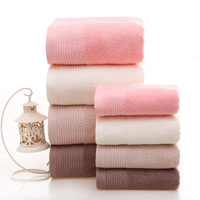 Anti-bacterial egyptian cotton big bath towels bale 6 pack