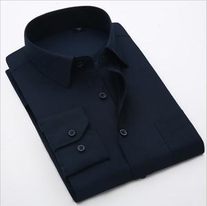 Men Dress Brand Clothing Fashion Social Casual Men Shirt