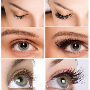 Custom Logo Organic Eyelash Rapid Growth Liquid Eyelashes Extension Serum Eye Lash Care Grow Essence Lashes Thick Longer Nourish