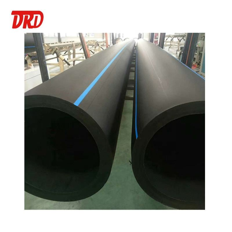 Cheap price 10 inch 250mm hdpe water pipe price list