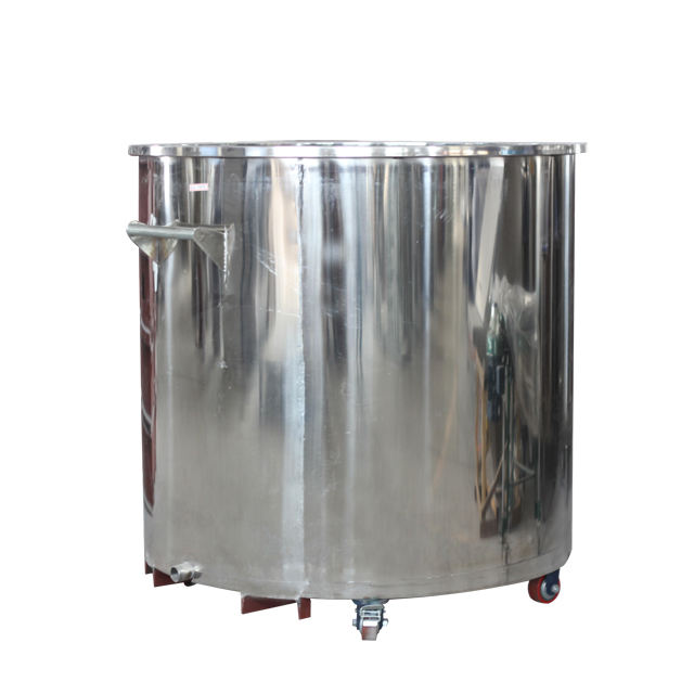 Factory price mixing reactor/reaction container/ss304 mixing vessel