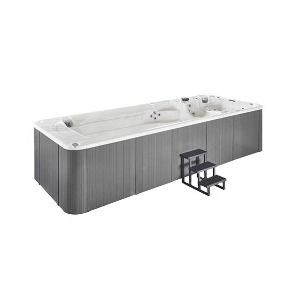 Hight Quality JY8801 Luxury Massage Spa Swimming Pool Swimspa
