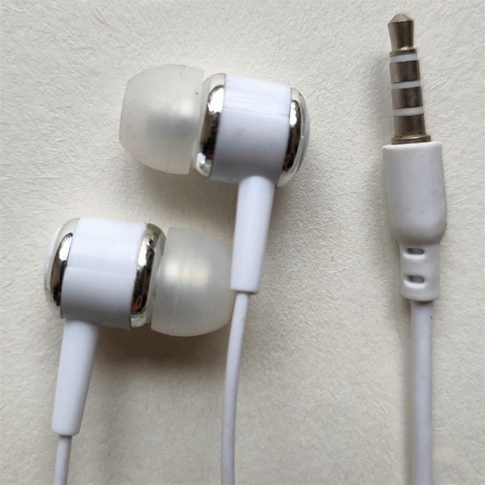 Earphones wired Low price cheap earphone disposable earphone, headphone,aviation headset airline earphone earbud headset