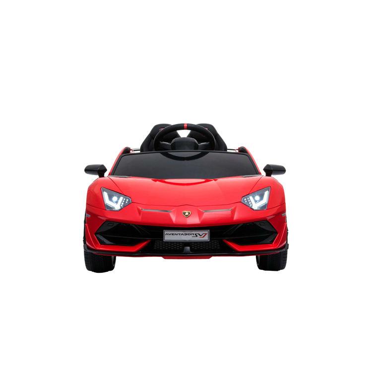 Lamborghini SVJ Lcensed езды на автомобиле детские автомобили электрический ход на 12v с 2 сиденье
