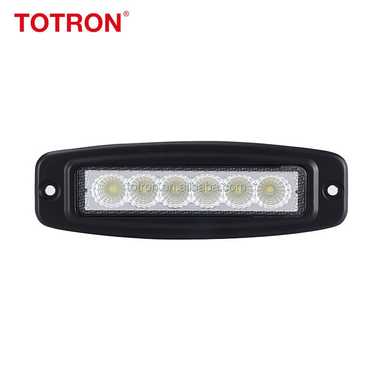 4x4 Led Light LED Work Driving Lights 6 18W Mini Bars