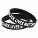 Custom I Cant Breathe Silicone Bracelet Wristband Black Lives Matter in China
