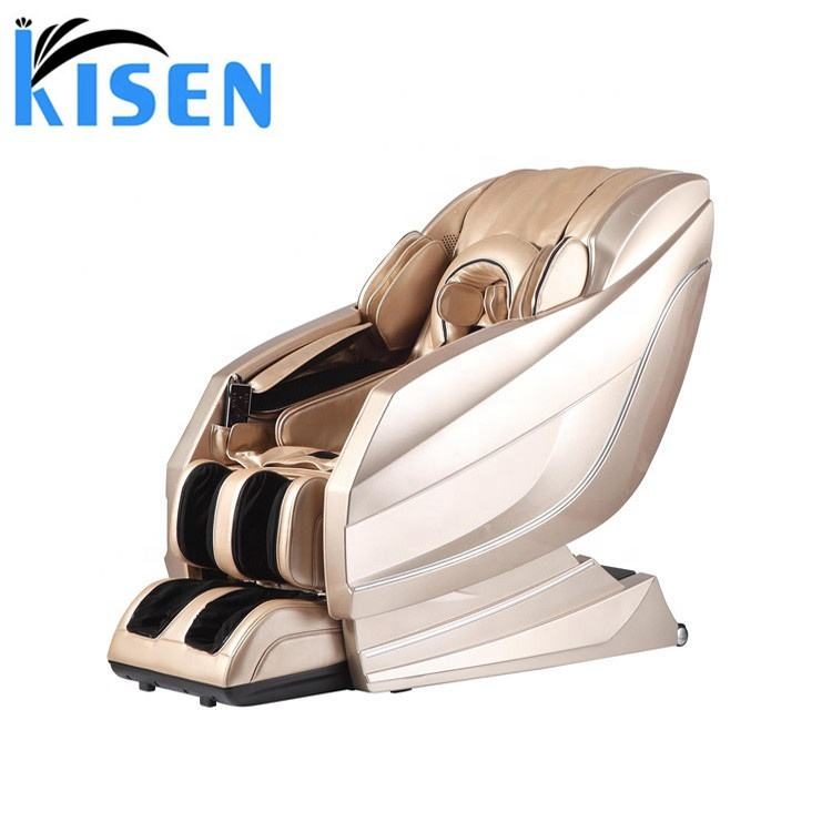 Top End Quality Full Body Zero Gravity Luxury 4D Massage Chair