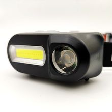 Factory direct price usb rechargeable headlamp usb headlamp rechargeable led headlight for sale