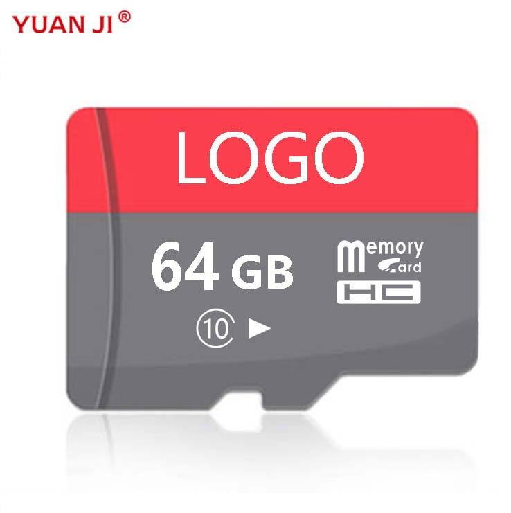 Produsen Supplier 32 GB 64 GB 128 GB Memori Kartu SD