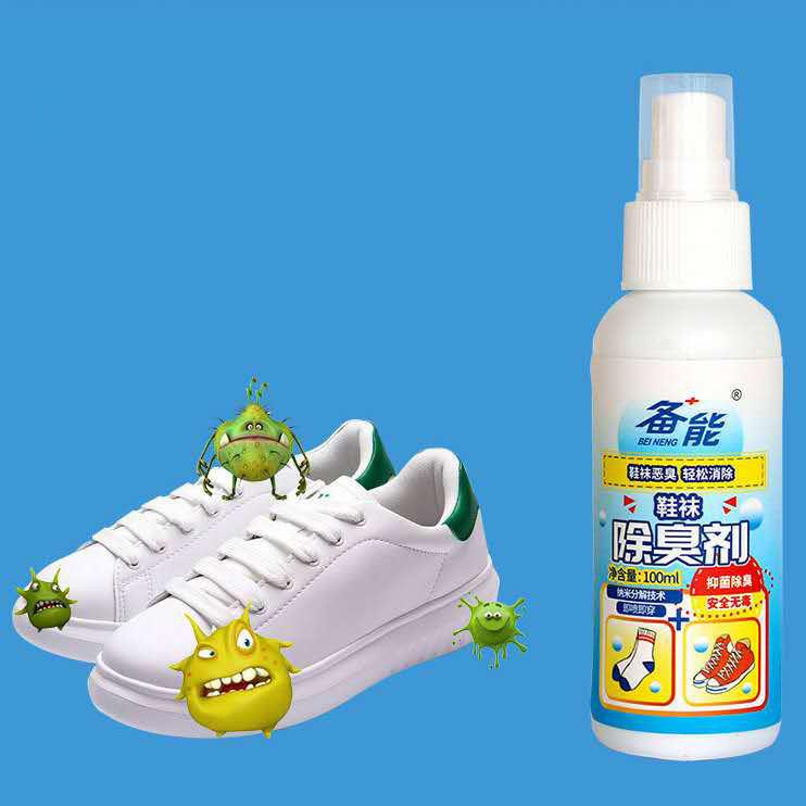 Atacado melhor sapato desodorante fresco