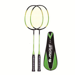 China Fabrikanten Directe Verkoop Shuttle Racket Lage Prijs Custom Badminton Rackets