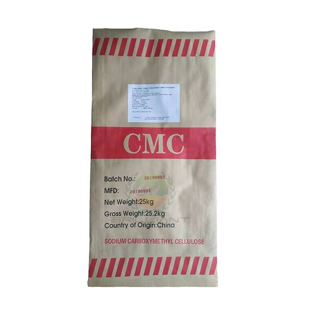 Thickener HV CMC Chemical Sodium Carboxymethyl Cellulose