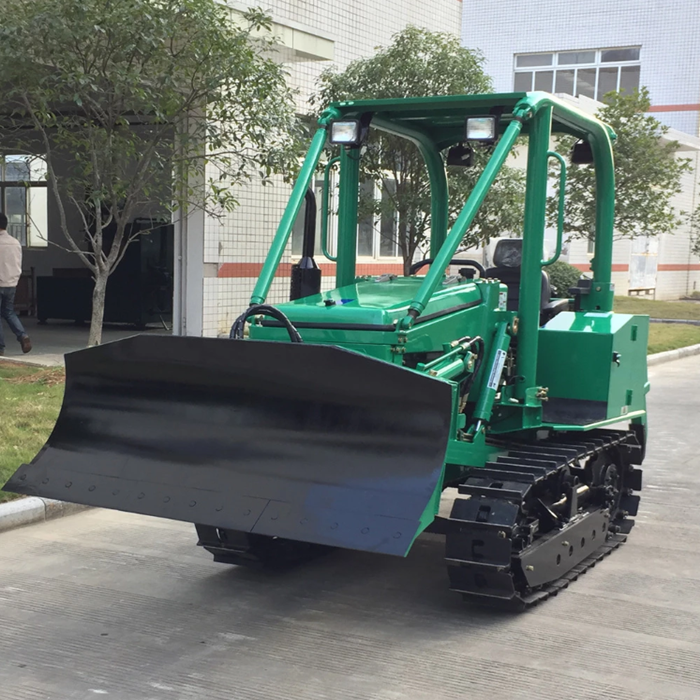 widely used mini crawler bulldozer,35 HP mini bulldozer with EPA engine for sale