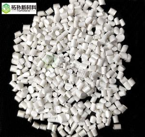 Easy To Form Virgin Abs Raw Material Resin Transparent Plastic Granules