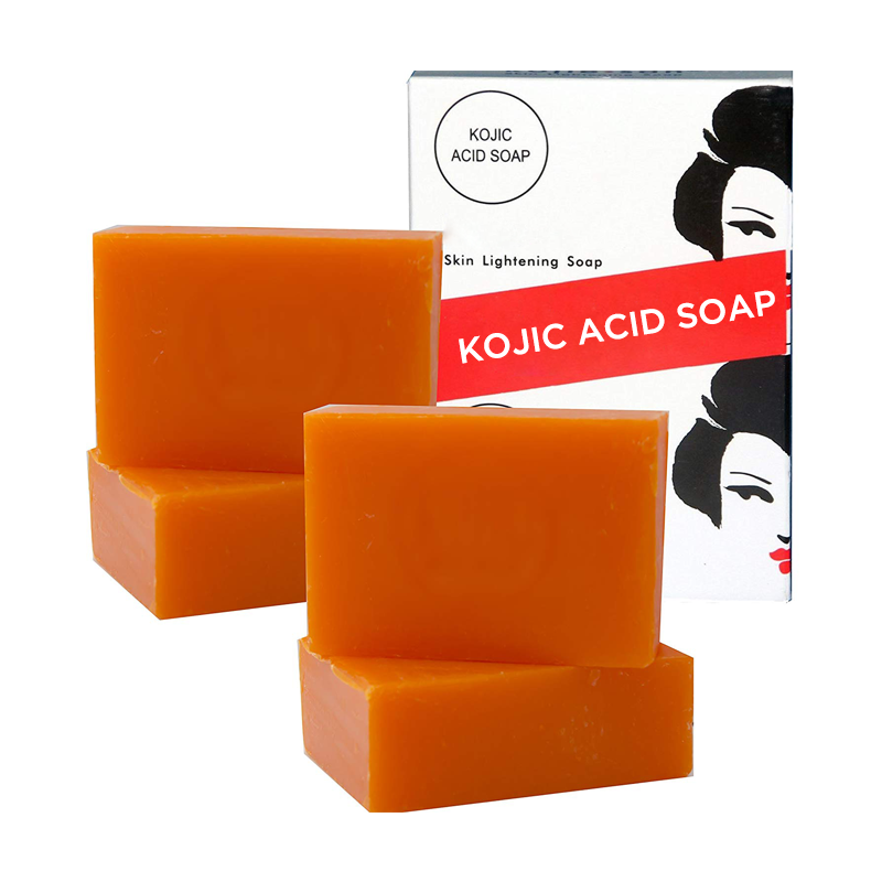 Wholesale Private Label Handmade Organic Natural Bath Whitening Body Kojic Acid Soap