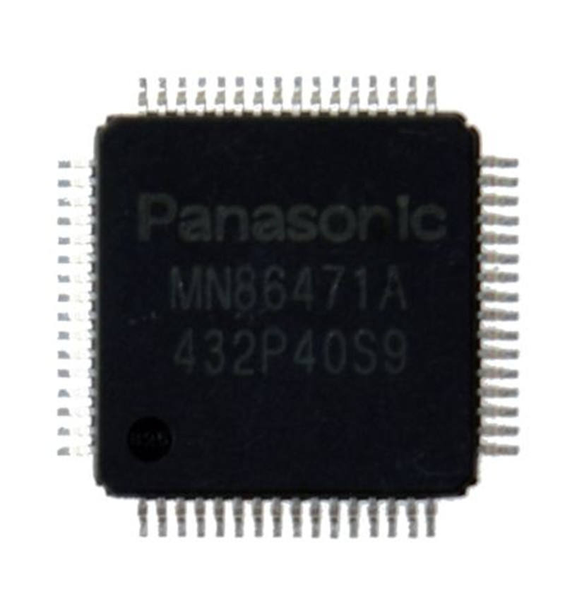 Oem Nieuwe Hd Mi Video-uitgang MN86471A Ic Chip Voor Play Station 4 Voor PS4 Moederbord Voor PS4 Ic Chip MN86471A