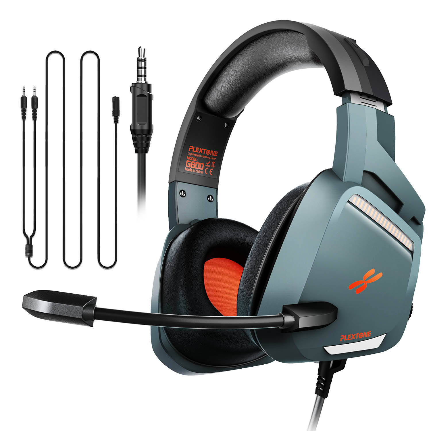 Low Price Noise Cancelling Wired Headset Stereo Gaming Headset For Sale