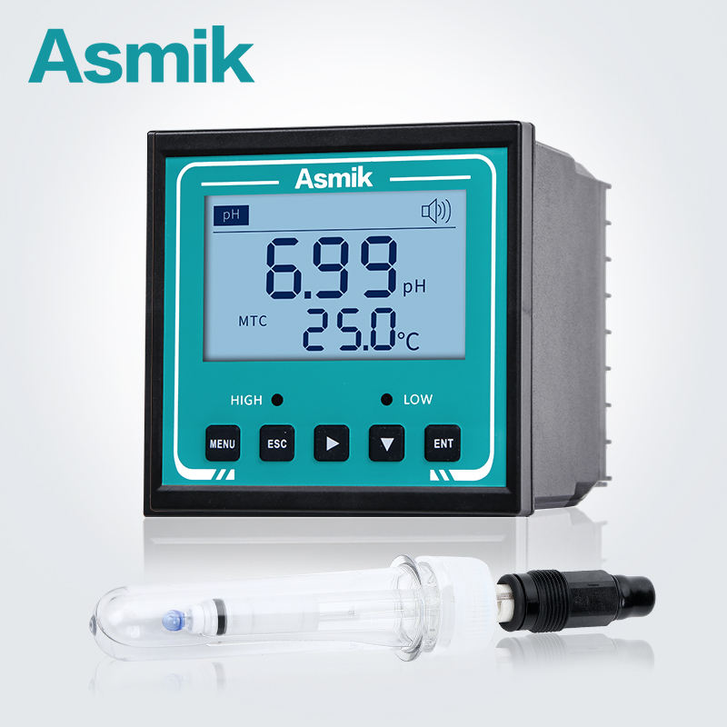 Factory Directly online ph analyzer orp meter ph controller