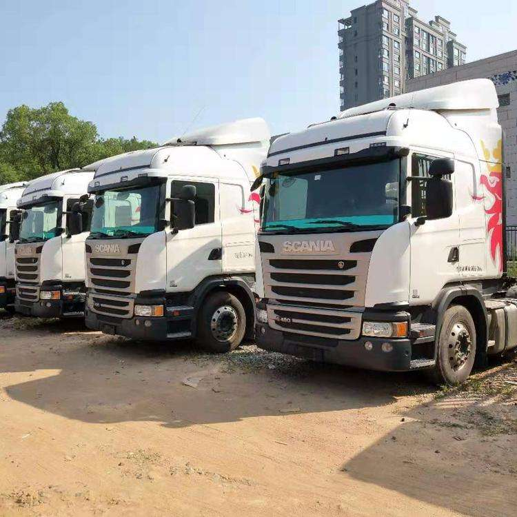 2018 2017 years used scania actros 6x4 4x2 used tractors truck for sale to dubai cheap price in china