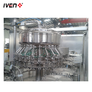 Pharmaceutical IV Solution Filling IV Fluid Machine Production Plant
