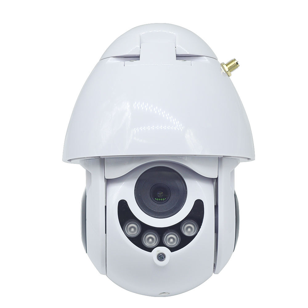 PTZ Kamera CCTV HDMI Output HD 1080P Wireless WIFI IP Kamera Keamanan Tahan Air dengan Zoom 2.8-12 Mm