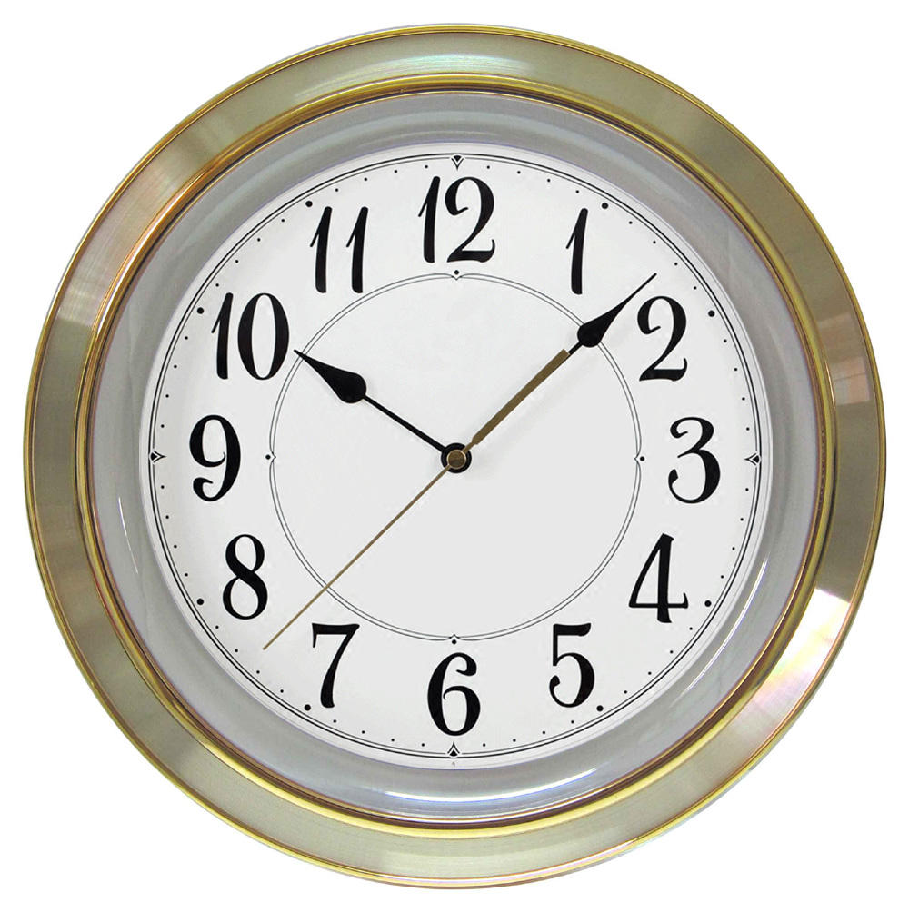 Promotional Plastic Clock Gifts For Vip
