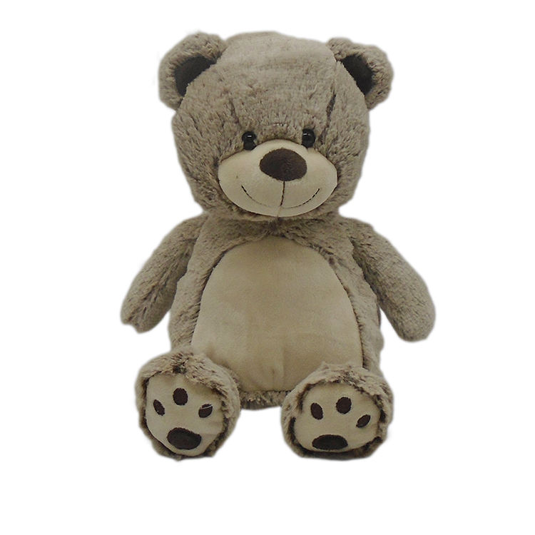 Plush toy bear custom bear size for baby gifts
