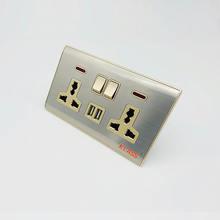 Carpoint 0523410 Multi Socket 2-Way