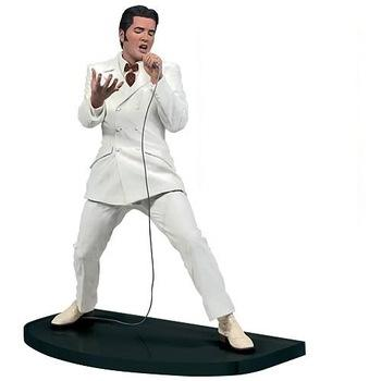 factory direct resin Famous Singer Elvis Presley Statue Polyresin Personalized Crafts