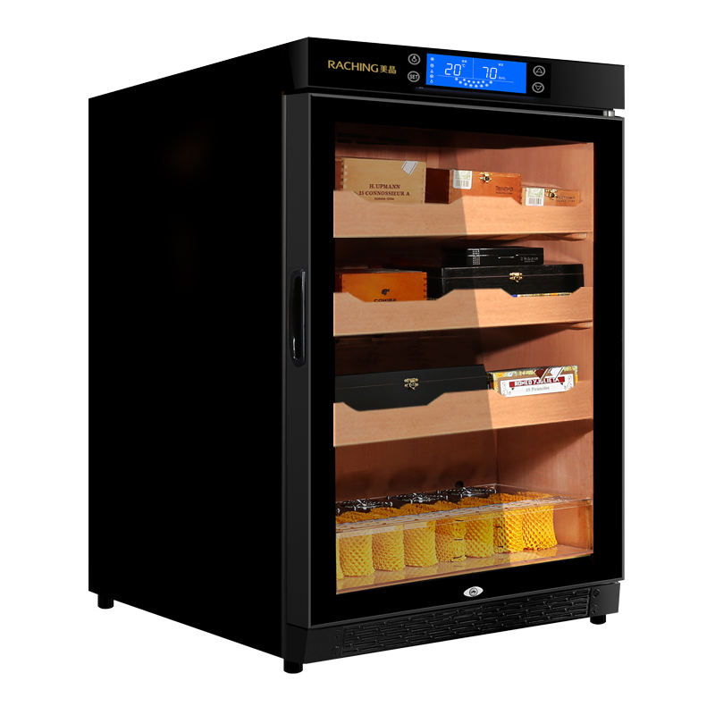 Factory Direct Offer mini cigar humidifier cigar fridge humidor cabinet C150A