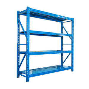 GCJS Heavy Duty Shelf for Warehouse Storage metal shelving warehouse shelf storage holders metal powered shelves