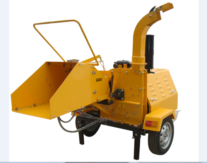 HW-C40 40hp diesel wood chipper shredder mulcher for sale