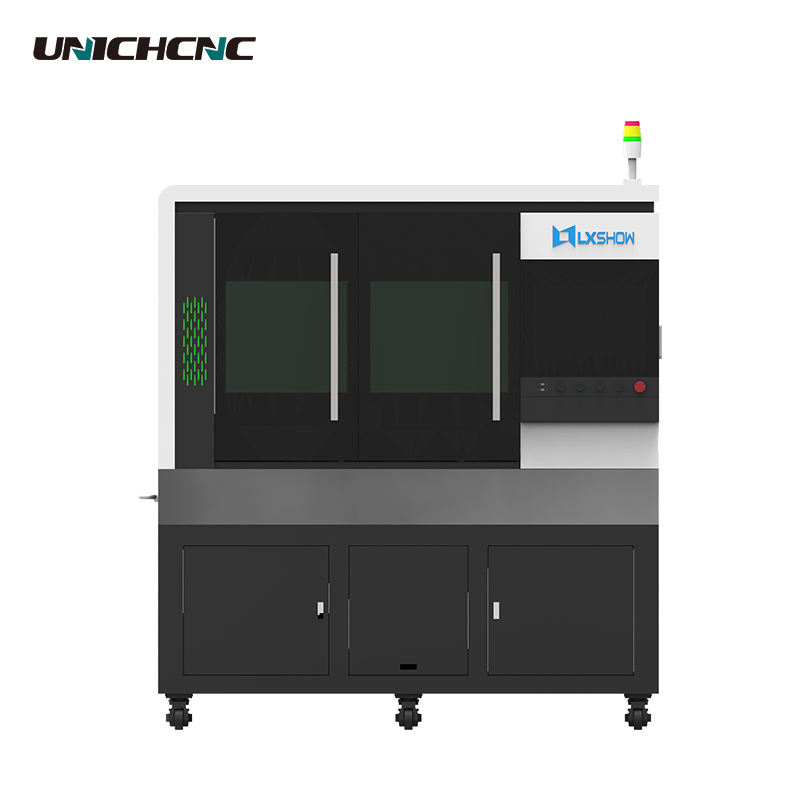 6% Discount fiber laser cutting machine 500W small size