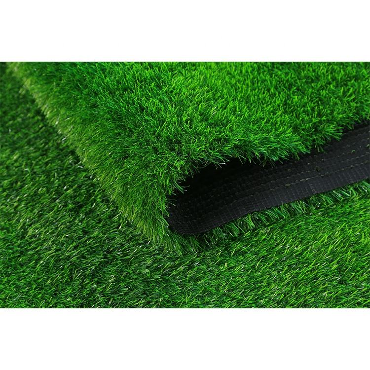 New Type Playground Landscaping Golf Field PE PP Artificial Grass