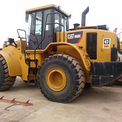 Used CAT966H wheel loader for sale at cheap price on good condition