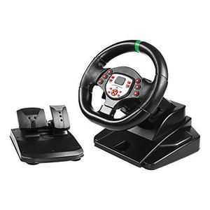 Home entertainment competitive spiel mit paddle shift schütteln auto racing simulator