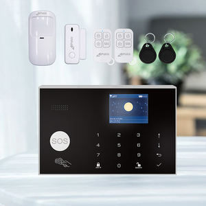 Smart Home Tuya Gsm Alarmsysteem Wireless Home Security Inbraakalarm Wifi Gsm Alarmsysteem