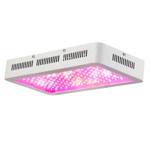 Baru LED Lampu Pertumbuhan Super Lumen 1000 Watt LED Grow Light 310*210*60 Mm Indoor Tumbuh Lampu
