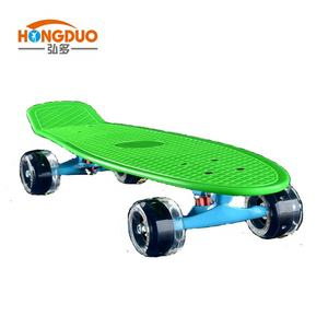22 Inch Light Up Skateboard Mini Skateboard