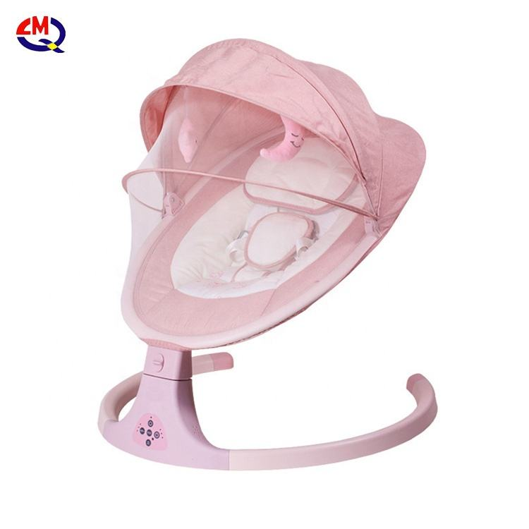 baby electric swing bed intelligent shaker electric rocking chair baby swing electric rocking chair