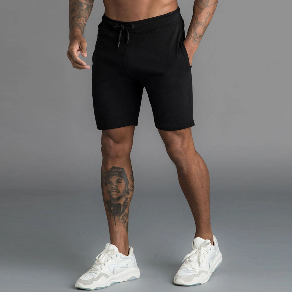 Sports cotton fleece sweatshorts/shorts
