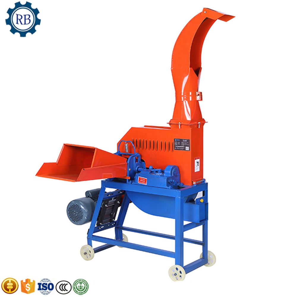 Best selling 9FQ series corn stalk hammer mill grinding machine for animals feed