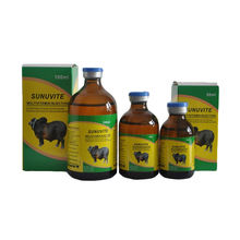 GMP quality multivitamin injection for goats and sheep gain weight fast