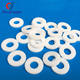 Graphic Customization China Ptfe Gasket China Supplier Die Cut PTFE Washer Flat Ring Gasket