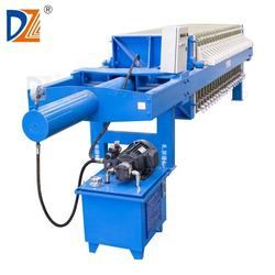 Once Open Small  Filter Press For Slurry Treatmernt China Manufacture