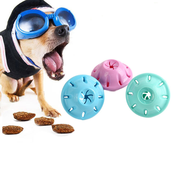 Free Sample Pet Products 2020 Mascotas Dog Toys Ball Treat PVC Silicone Snack Feeder Ball