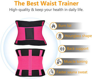 Dropshipping Bodysuit 6X Women Neoprene Waist Trainer