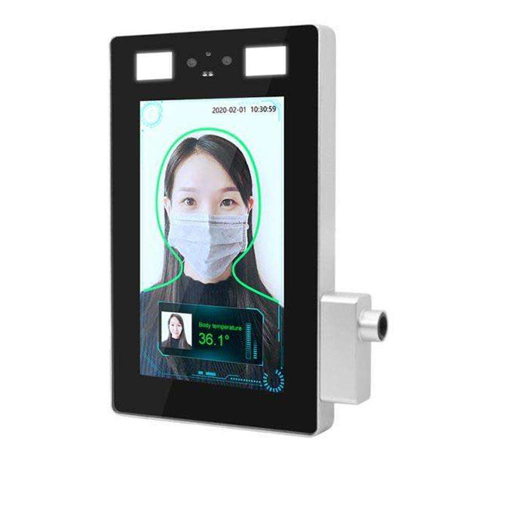 ENSTER Wrist Temperature Measurement Integrated Machine Face Recognition Smart Camera Ip H.265 Memory Card CMOS 1920*1080P 4ミリメートル