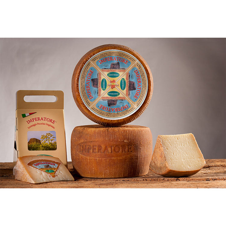 Sarda Formaggi Imperatore Italian Cheese Products Sheep Cheese